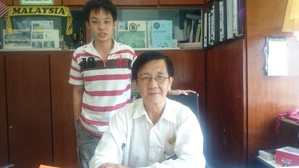 Gan Wei Cheng